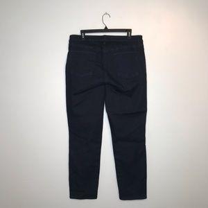Talbots Jeans - Talbots Flawless Dark Navy Slim Ankle Jeans (J017)
